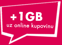 1 gb u romingu